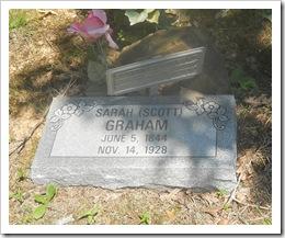 Sarah Scott Graham