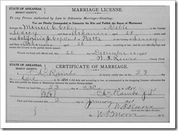 Coker Copeland Marriage