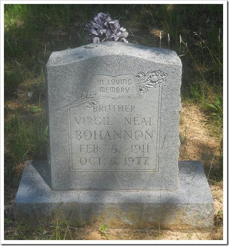 Virgil Neal Bohannon