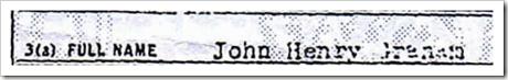 JHG Full Name